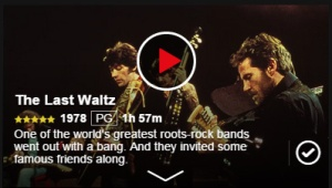 The Last Waltz Screenshot
