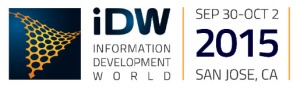 Information Development World 2015 Logo